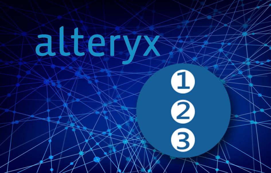 【Alteryxアイコン200連発】レコードIDツール(Record ID Tool)