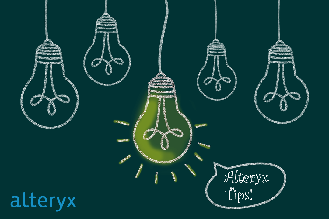 【AlteryxTips】検索置換ツール(Find Replace)の挙動について